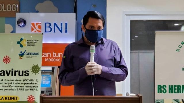 Teka-teki Joko Petugas Cleaning Service di Kejagung dan Rekening Rp 100 Juta (134399)