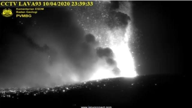 NASA Ungkap Foto Menakjubkan Erupsi Gunung Anak Krakatau (43680)