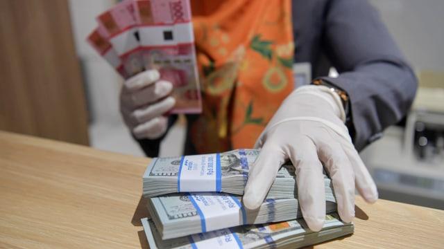 Rupiah Hari Ini Menguat ke Rp 14.055 per Dolar AS (253765)