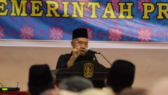 LAM Kepri Tuntut Pemprov Lanjutkan Pembangunan Monumen Bahasa Melayu (8572)