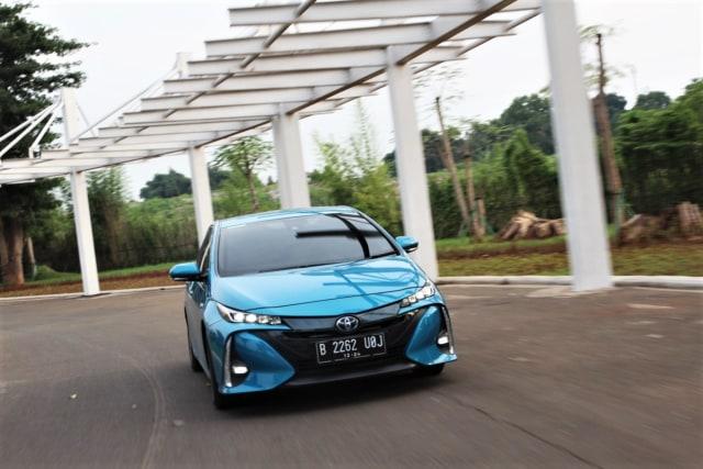 Pilihan Mobil Listrik dan Hybrid di Indonesia, Termurah Rp 400 Jutaan (206398)