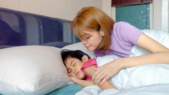 5 Hal yang Bisa Mengganggu Waktu Tidur Anak (83882)