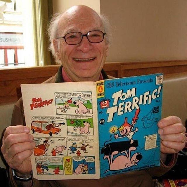 Sutradara Tom and Jerry, Gene Deitch, Meninggal Dunia di Usia 95 Tahun (139874)