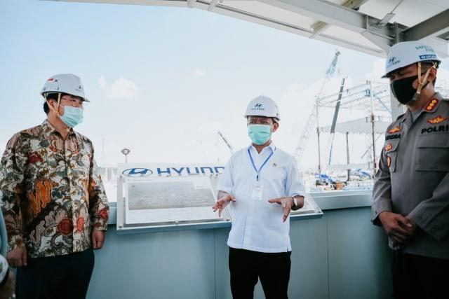 Hyundai dan LG Resmi Mulai Pembangunan Pabrik Baterai Mobil Listrik (623076)