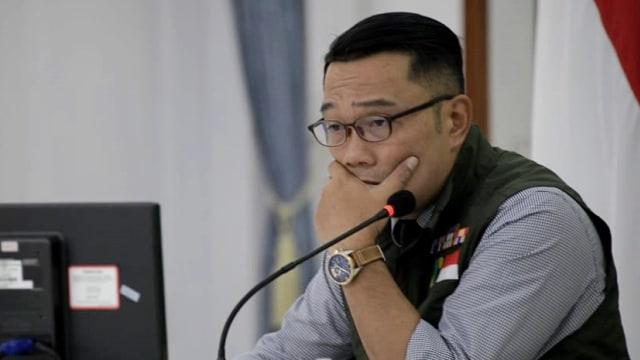 Ridwan Kamil: PSBB di Bogor, Depok, Bekasi Diperpanjang 14 Hari  (248325)