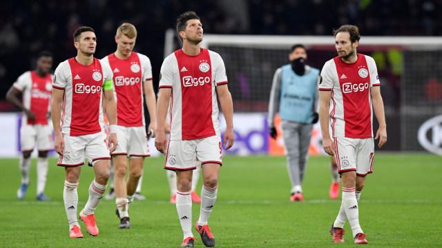 Sporting CP vs Ajax Amsterdam: Prediksi Skor, Line Up, H2H & Jadwal Tayang (10832)