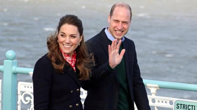 Rumah Pangeran William & Kate Middleton di Istana Kensington: 4 Lantai, 20 Kamar (218255)