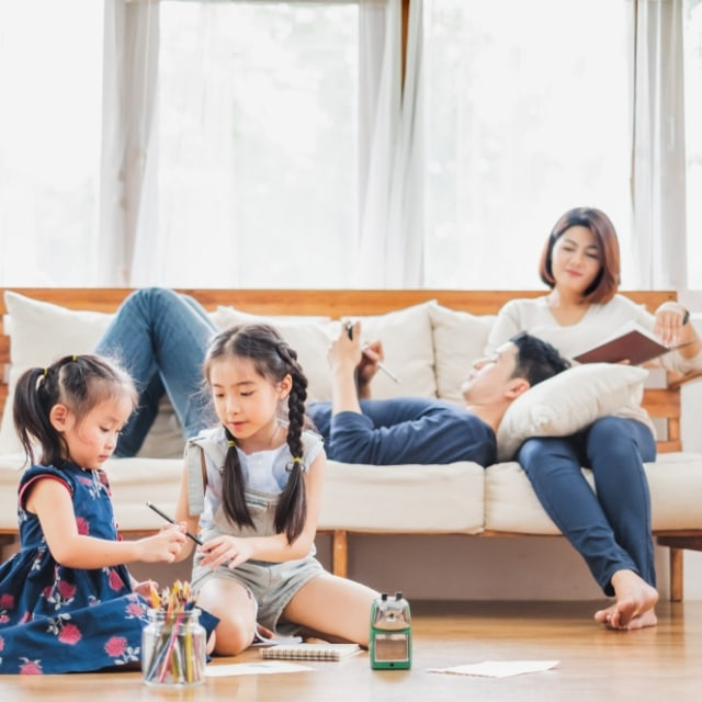 Pentingnya Kelola Stres Selama #diRumahAja demi Anak! Ini Kata Psikolog (40207)