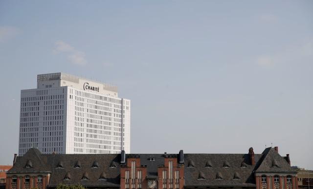 Rumah Sakit Charite, Berlin.