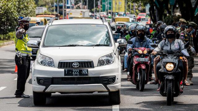PSBB Jakarta, Mobil Pribadi Boleh Diisi Penuh, Ini Syaratnya (761817)