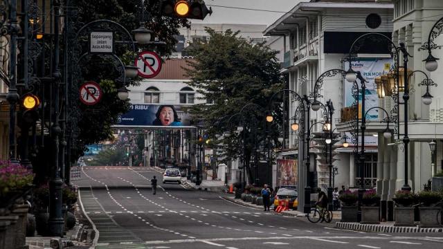 Jika Psbb Tak Diperpanjang Mal Di Bandung Akan Buka Pada 30 Mei Kumparan Com
