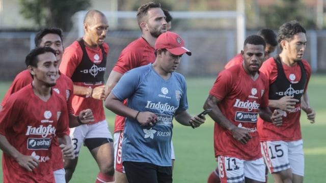 Teco: Bali United Butuh Laga Uji Coba Jelang AFC Cup (570995)
