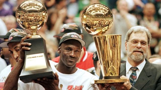 Wawancara dengan Sutradara 'The Last Dance': Michael Jordan Hanya Manusia Biasa (739066)