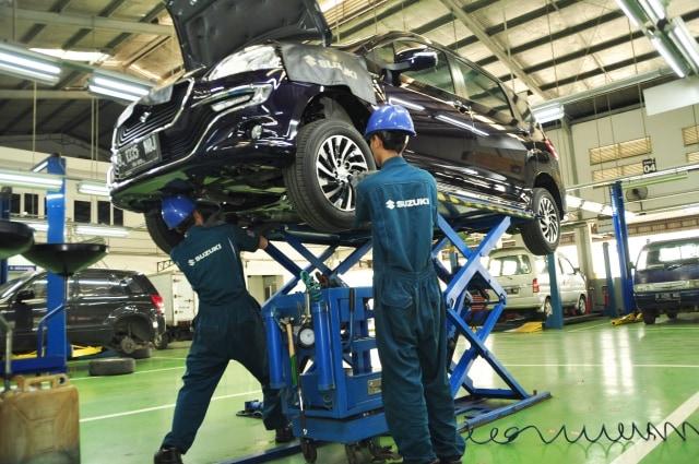 71 Karyawan Pabrik Suzuki Tambun Positif Corona (360736)