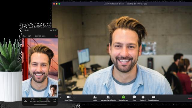 Begini Cara Mudah Ganti Background Virtual Di Zoom Kumparan Com