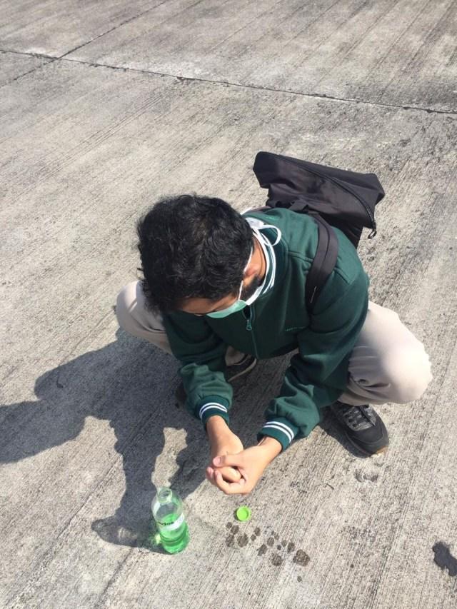 Tegangnya Mudik di Tengah Wabah Corona: Ada Penumpang Batuk-batuk di Pesawat (9790)