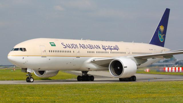 Maskapai Saudi Kembali Layani 20 Penerbangan Internasional, Termasuk ke Jakarta (26071)
