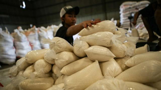 Harga Jual Anjlok, Pemerintah Wajibkan Importir Beli Gula Petani (65221)