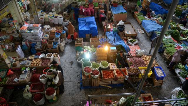 Data Terbaru: Bertambah 48, Jumlah Pedagang Pasar Positif Corona Jadi 1.388 (25154)