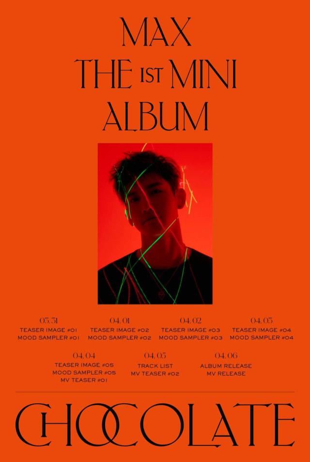Album Chocolate Milik Changmin TVXQ Ditarik Sementara dari Spotify (40701)