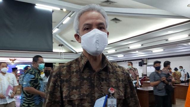 Ganjar Belum Ingin PSBB, Pemkot Semarang Pilih Terapkan 'Jogo Tonggo' (37016)