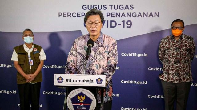 Korea Selatan Sumbang 32.200 Alat Tes PCR untuk Indonesia (4363)