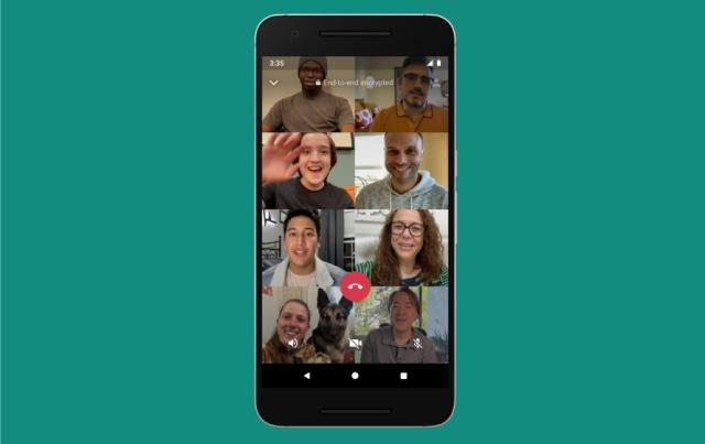 Cara Hemat Kuota Internet Saat Telepon dan Video Call WhatsApp (134108)