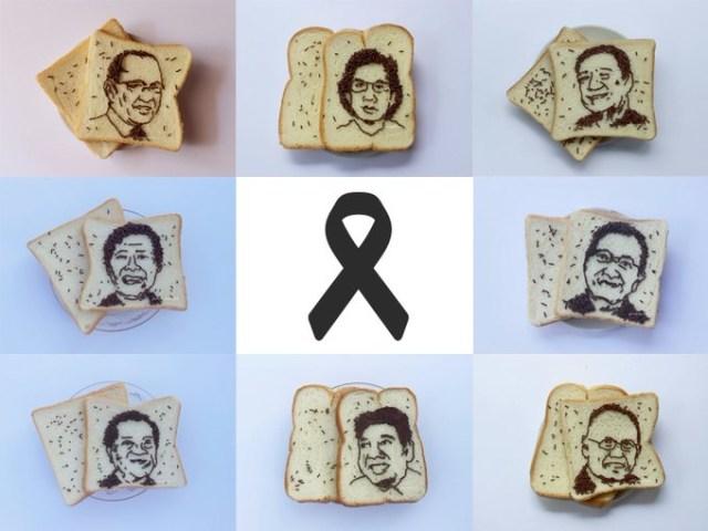 Rajin Banget! 10 Kreasi Menghias Roti Tawar dengan Meses yang Viral di Twitter (11340)