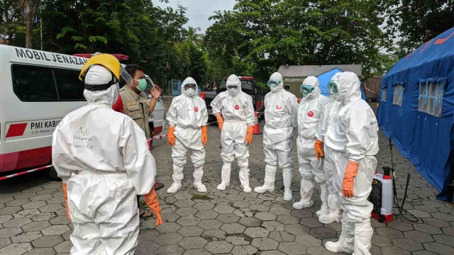 JK Serukan Solidaritas Kemanusiaan Saat Pandemi Corona dan Ketegasan Pemerintah (215047)