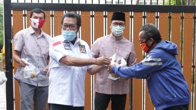 Yorrys Minta Pemerintah Tegaskan Aturan Larangan Mudik, Warga Diminta Disiplin (240572)