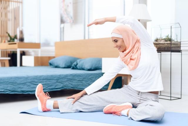 Ini Waktu yang Tepat untuk Olahraga saat Puasa Ramadhan (213549)