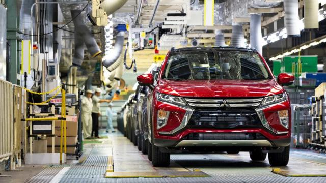 Mitsubishi Xpander Hybrid Diproduksi di Indonesia 2023? (639503)