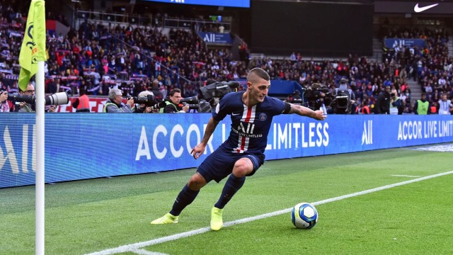 PSG Belum Pikirkan Atalanta, Marco Veratti: Fokus Kami di Lyon (226534)