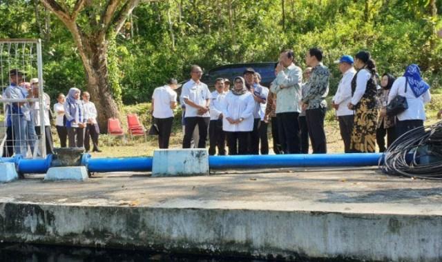Sosok di Balik Upaya Swasembada Air Bersih di Desa Bleberan, Gunungkidul (230970)