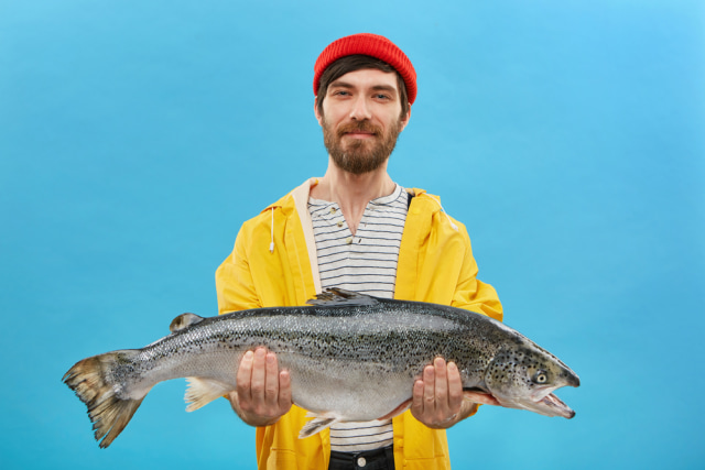 Demi Sushi Gratis Ratusan Orang di Taiwan Rela Ubah Nama Jadi 'Salmon' (144772)