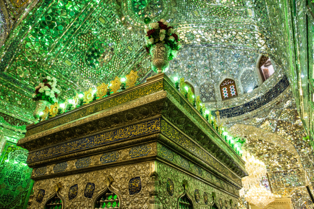 Menilik Masjid Ratusan Tahun di Iran yang Disulap Jadi Tempat Produksi Masker (100688)