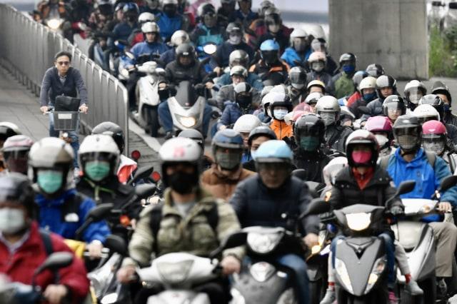 AS Dukung Taiwan untuk Jadi Anggota WHO, Walau Dikecam China (448799)