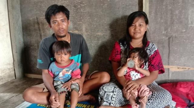 Tak Punya Uang untuk Beli Beras, 1 Keluarga di Mamuju Konsumsi Ubi Kayu  (507157)