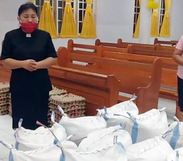 Pemprov Sulut Sudah Bagikan 32 Ribu Paket Sembako (730781)