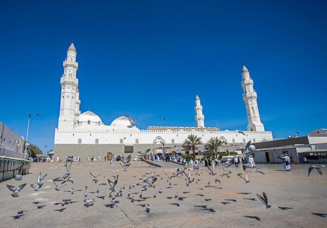 Menengok Masjid Pertama di Dunia yang Dibangun Nabi Muhammad SAW Saat Berhijrah (41449)