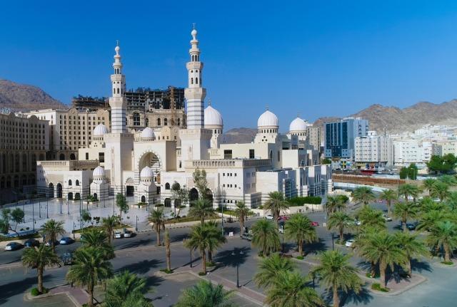 Menengok Masjid Pertama di Dunia yang Dibangun Nabi Muhammad SAW Saat Berhijrah (41450)