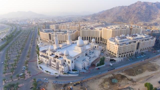 Menengok Masjid Pertama di Dunia yang Dibangun Nabi Muhammad SAW Saat Berhijrah (41452)