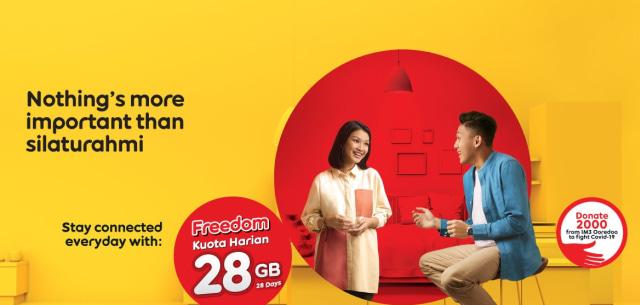 Harga Paket Internet Indosat Selama Ramadhan, Kuota Besar Mulai Rp 19 Ribu (135417)