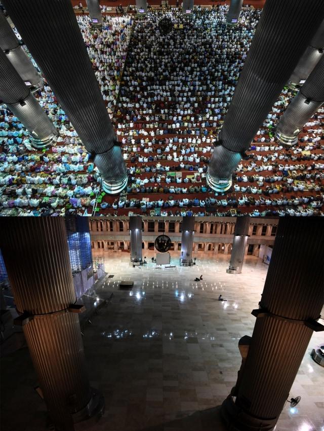 Wamenag: Daerah yang Bisa Kendalikan Penyebaran Corona Boleh Relaksasi Masjid (217962)
