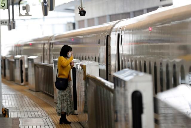 Mutasi Virus Dipercaya Jadi Penyebab Lonjakan Kasus COVID-19 di Tokyo (4253)