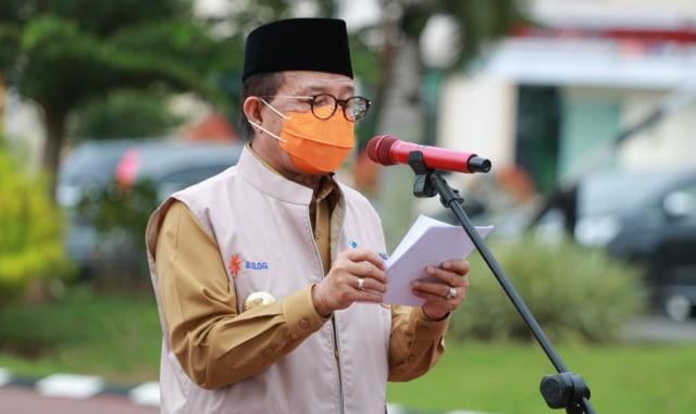 Gubernur Jambi Peringkat 9, Kepala Daerah Paling Tepat Tangani Corona (91495)