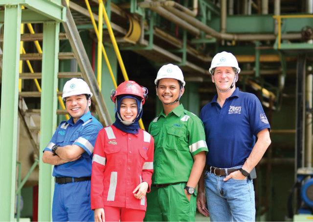Dicari! Profesional Muda Bidang Sustainability untuk Program ASPiRE (157082)