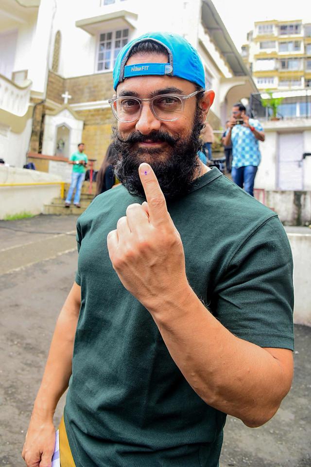 Aamir Khan Positif COVID-19, Kini Karantina Mandiri di Rumah (68796)