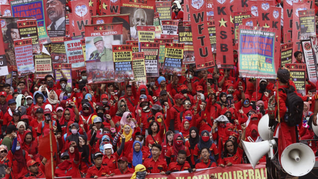 10 Fakta Unik Perayaan Hari Buruh atau May Day (113272)
