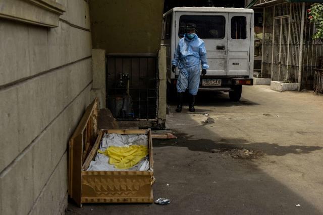 Kasus Virus Corona Tembus 100 Ribu, Filipina Kembali Lockdown (120172)